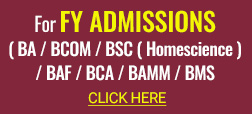 FY Admission