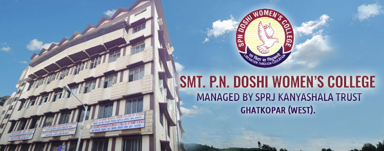 S P N Doshi Women S College Managed By Sprj Kanyashala Trust